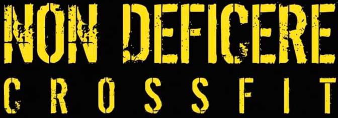 CrossFit Non Deficere